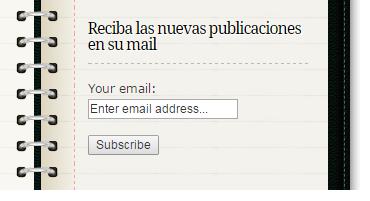 ingrese su mail
